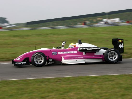 CLUB F3 CHAMPIONSHIP 2 RACES AT SNETTERTON (2 WINS, 2 POLES, 2 FASTEST LAPS)