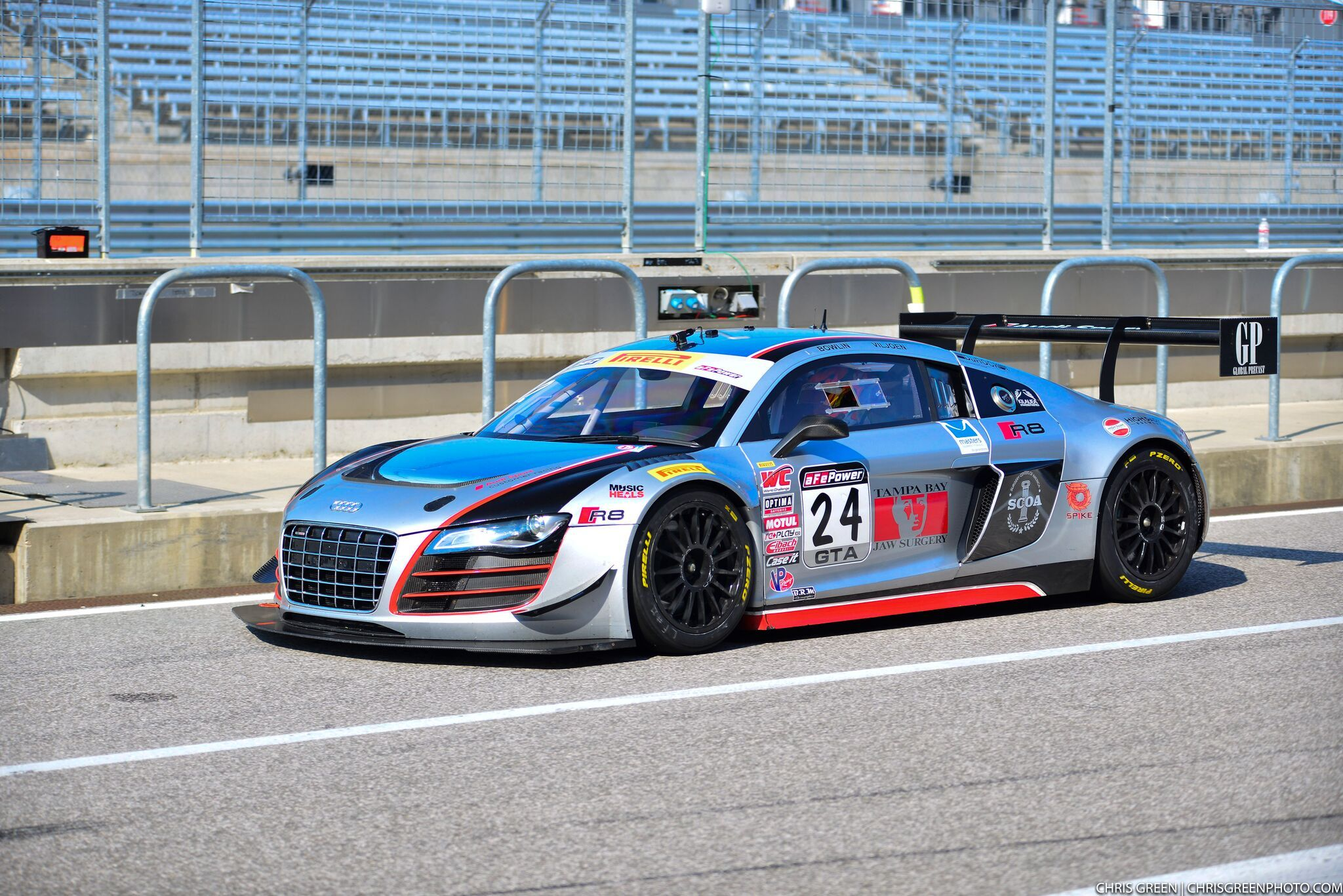 FARA 500 HOMESTEAD – M1GT RACING – AUDI R8 LMS GT3