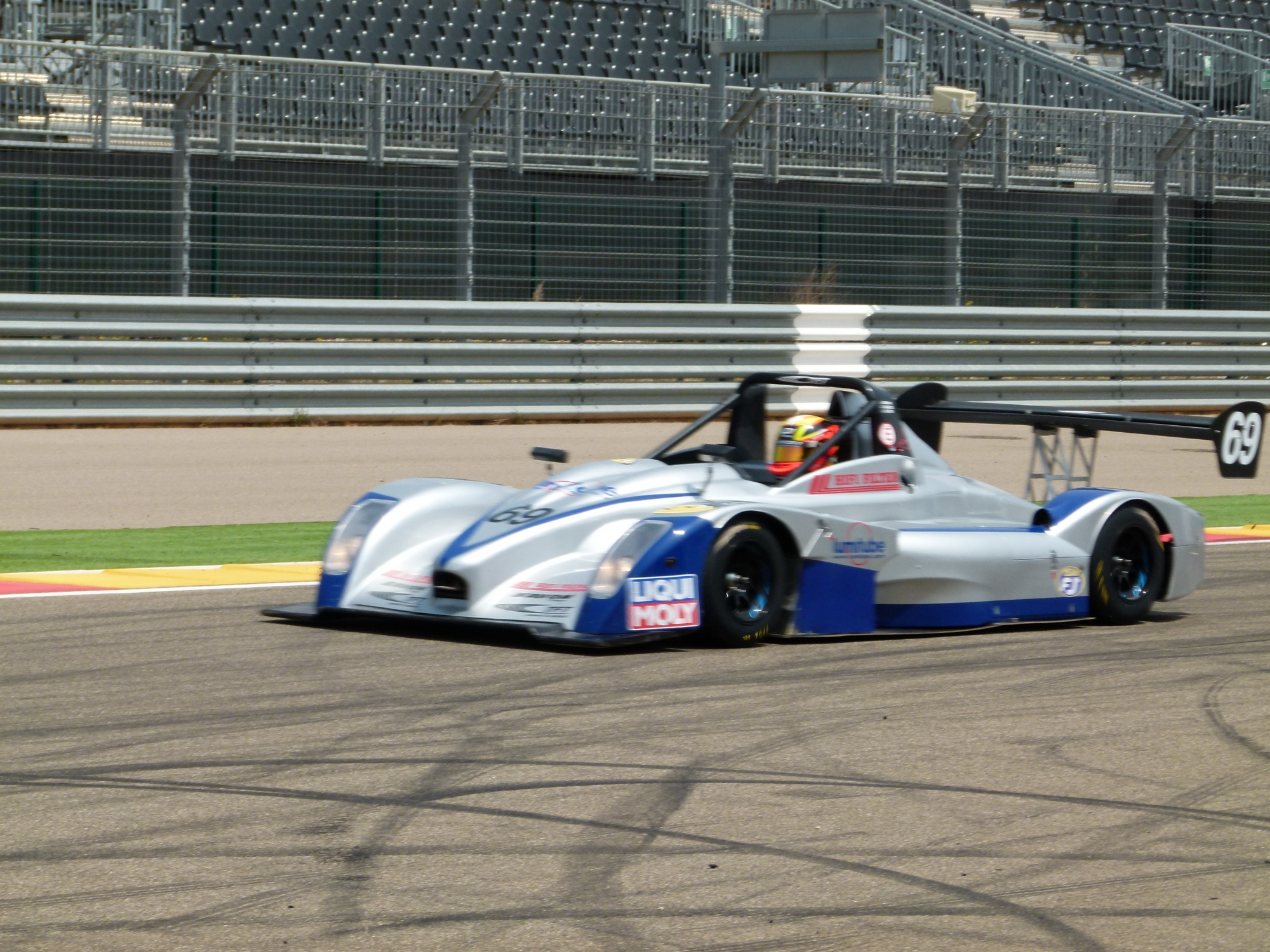 SPEED EUROSERIES AND VDEV ENDURANCE CHAMPIONSHIP – TEAM TFT – NORMA M20FC