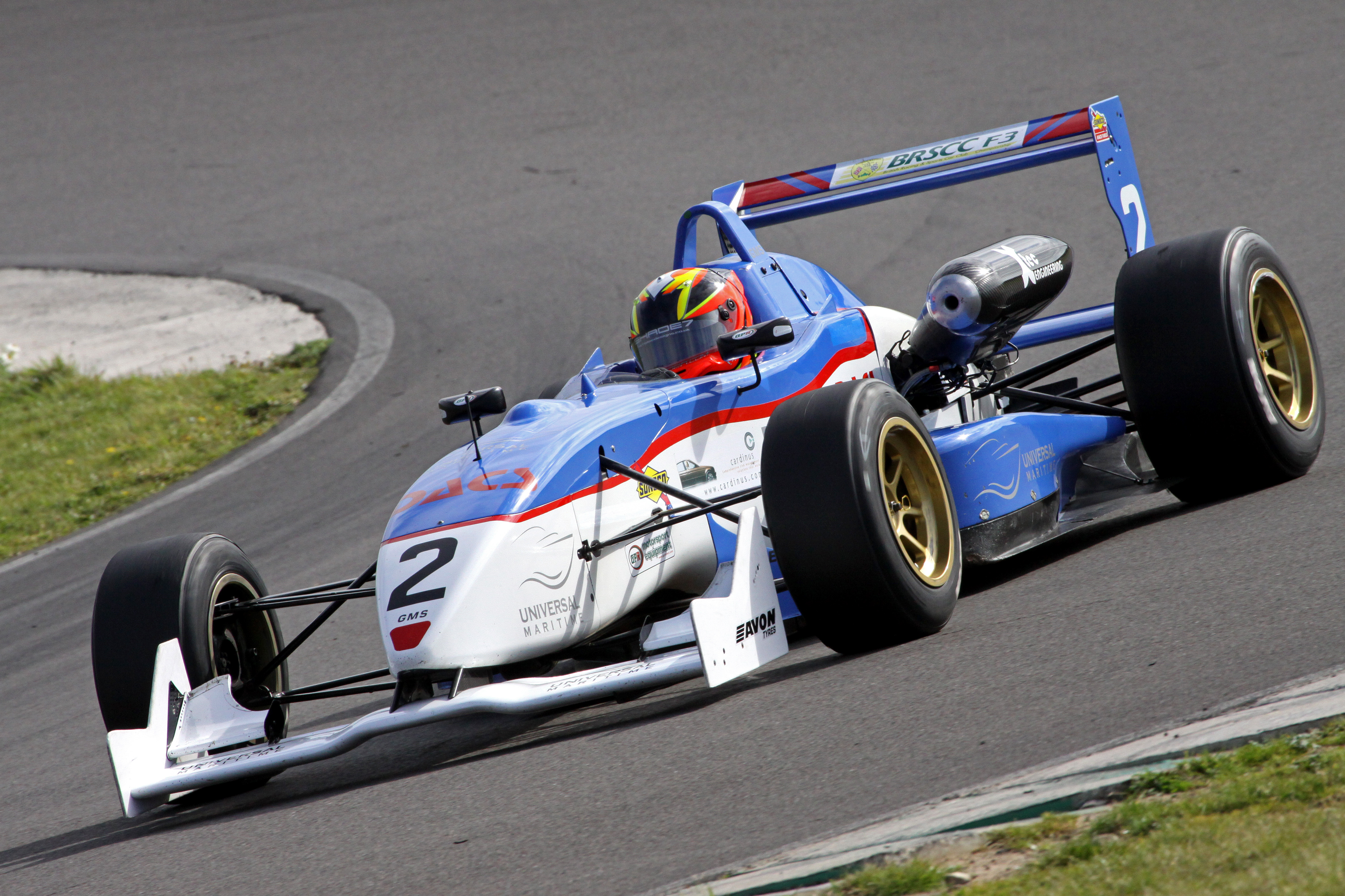 MSV F3 CUP 2 RACES AT ANGLESEY - OUTRIGHT LAP RECORD FOR ANGLESEY CIRCUIT