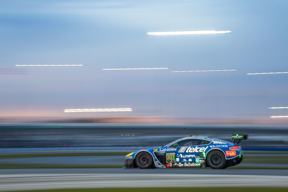 Daytona 24 hours Debrief